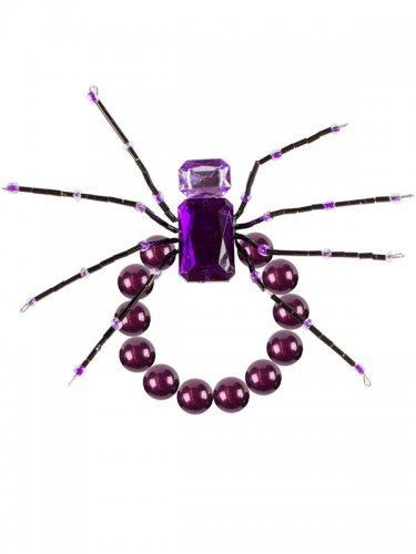 Armband Spinne Schleier 13 cm-1