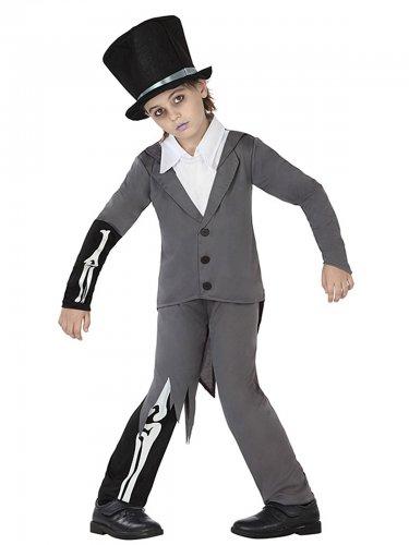 Halloween-Kinder-Kostüm - Zombie Butler