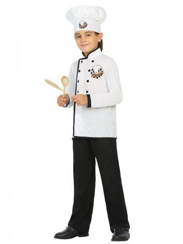 Kostüm für Chefköche Kinder