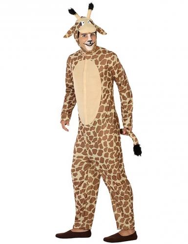 Giraffen kostüm für Erwachsene