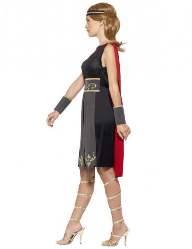 Gladiatorinen-Krieger Kostüm für Damen-1