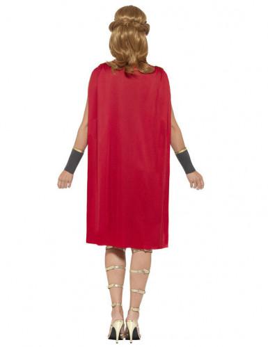 Gladiatorinen-Krieger Kostüm für Damen-2
