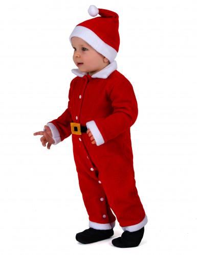 Weihnachtsmann-Kostüm für Babys-1