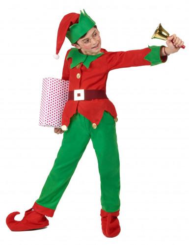 Weihnachts-Elfen Kostüm für Kinder-2