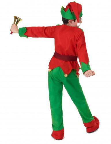 Weihnachts-Elfen Kostüm für Kinder-3