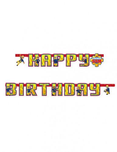 Girlande Happy Birthday Sam der Feuerwehrmann™