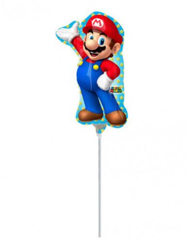 1 Folienballon Super Mario™ 20 x 30cm-1