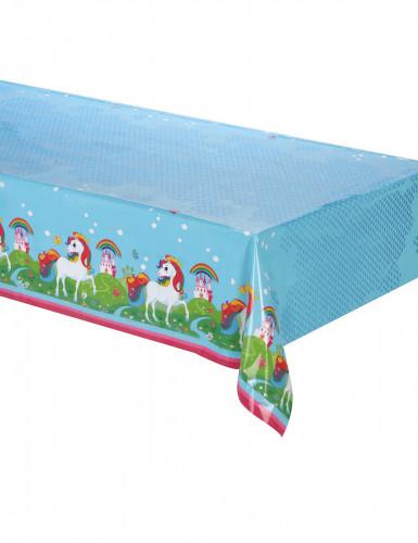 Kunststofftischdecke Einhorn 120 x 180cm