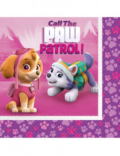 20 Papierservietten 33 x 33 cm Paw Patrol™