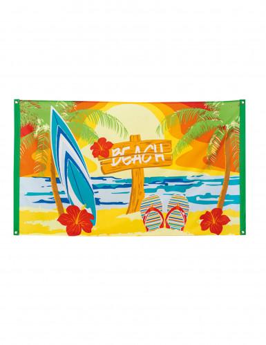 Hawaii Flagge Strandparty Polyester 90 x 150 cm Einheitsgröße 6K48T01