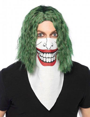 Joker Halstuch Bösewicht für Erwachsene