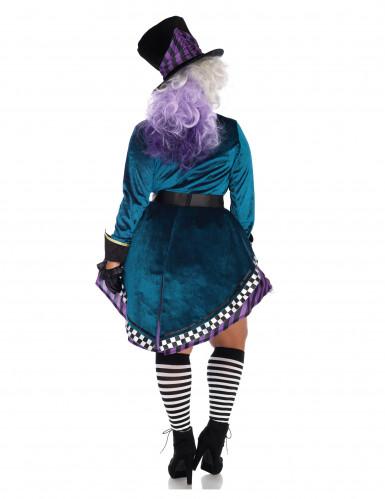 Süßes Hutmacherin Kostüm für Damen-1