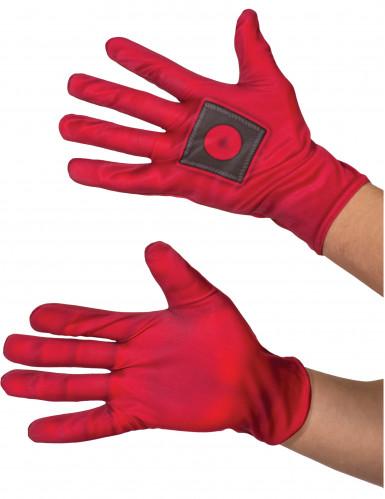 Deadpool™ Handschuhe für Erwachsene