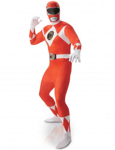 Kostüm zweite Haut Power Rangers™ für Männer
