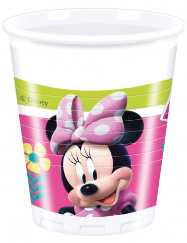 8 Trinkbecher 20 cl Minnie Happy™
