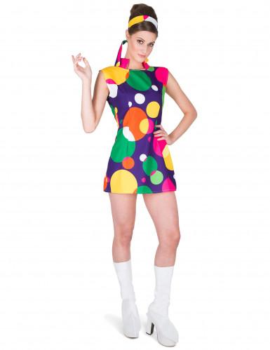 Kostüm Disco Pop für Damen