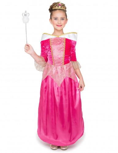 Rosa Prinzessinnen Kostüm