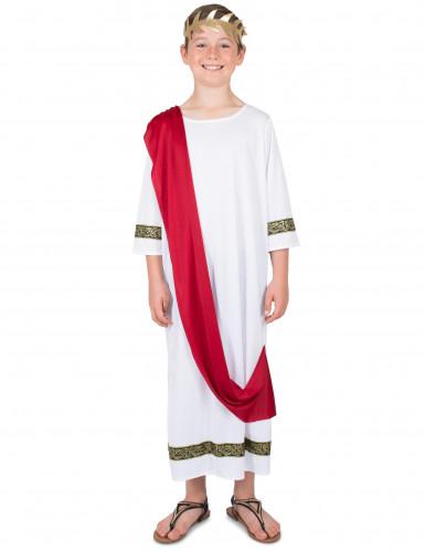 Römischer Herrscher Kostüm für Jungen