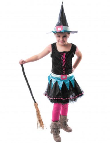 Hexen-Kostüm für Kinder
