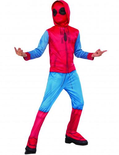 Kostüm Spider-Man™ Homecoming mit Überstiefeln für Kinder