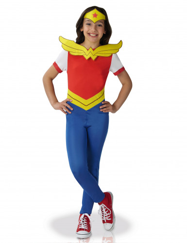 Kostüm Wonder Woman™ Superhero Girls™