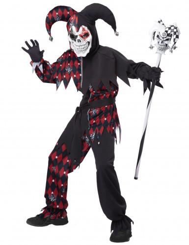 Harlkelin Kostüm für Kinder