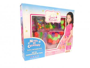Süsser Petticoat für Mädchen bunt-1