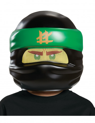 Lloyd Ninjago® Maske für Kinder - The Lego Ninjago Movie™