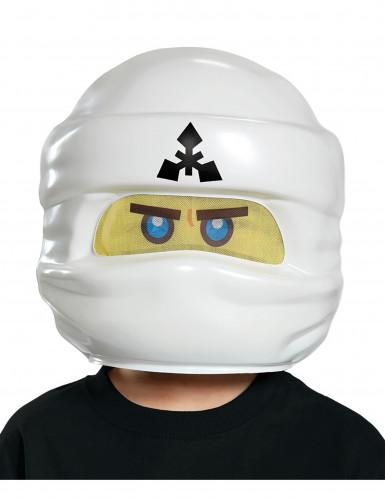 Zane Ninjago® LEGO® Lizenz Kinder-Maske bunt