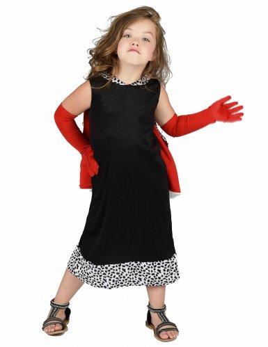 Dalamtiner Lady Kostüm für Mädchen-1