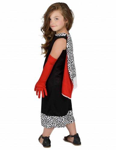 Dalamtiner Lady Kostüm für Mädchen-2