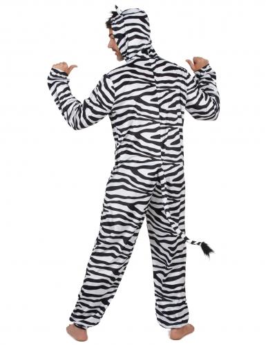Zebra Kostüm für Herren-2