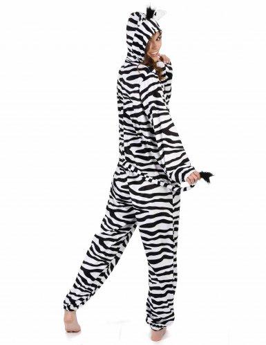 Zebra Kostüm für Damen-2