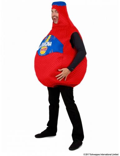 Kostüm Orangina™ Flasche Blutroange in Rot-1
