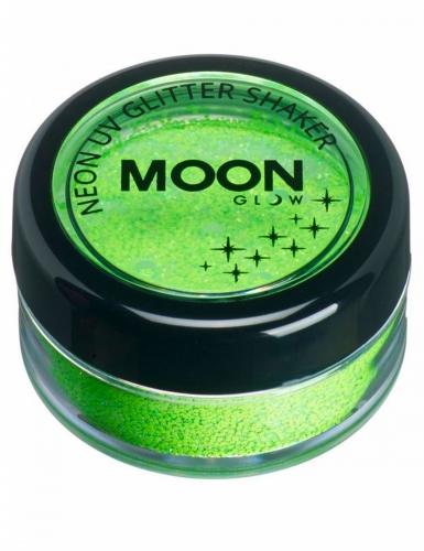 moonglow party make up puder leuchtet im dunkeln gr n. Black Bedroom Furniture Sets. Home Design Ideas