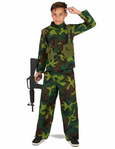 Soldatenkostüm für Kinder