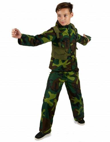 Soldatenkostüm für Kinder-1