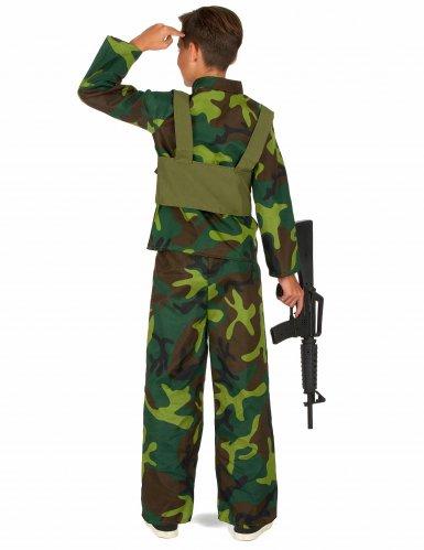 Soldatenkostüm für Kinder-2