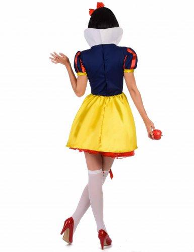 Prinzessin der 7 Zwerge Kostüm für Damen-2