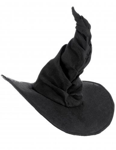 Hexenhut schwarz für Erwachsene