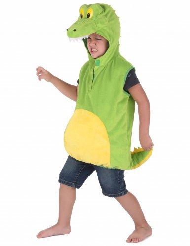 Weiches Krokodil-Kostüm für Kinder-1