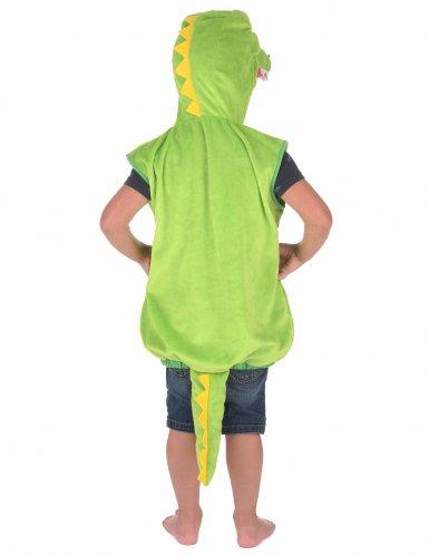 Weiches Krokodil-Kostüm für Kinder-2