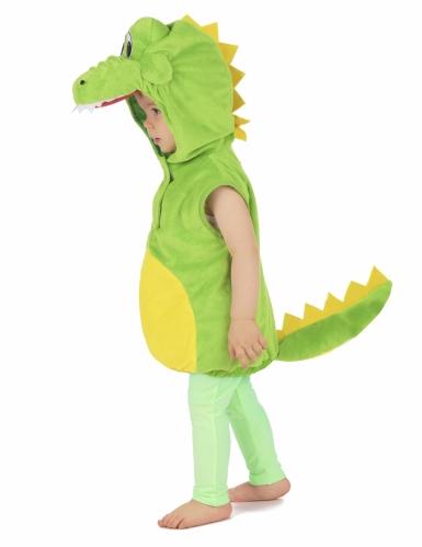 Weiches Krokodil-Kostüm für Kinder-3