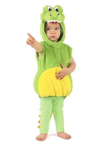 Weiches Krokodil-Kostüm für Kinder-4