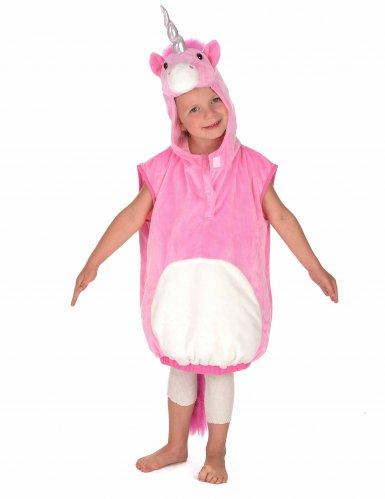 Weiches Einhorn-Kostüm für Kinder-2