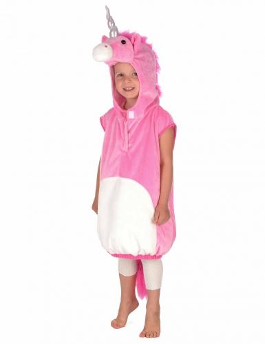 Weiches Einhorn-Kostüm für Kinder-5