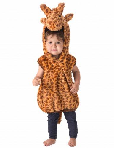 Weiches Giraffenkostüm für Kinder-1