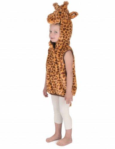 Weiches Giraffenkostüm für Kinder-2