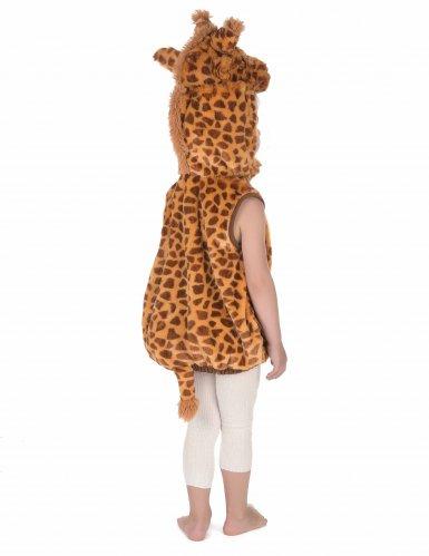Weiches Giraffenkostüm für Kinder-3