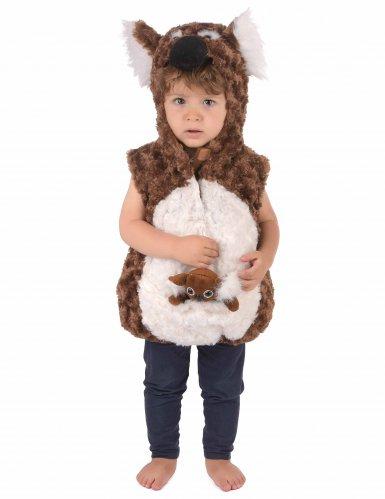 Weiches Koala Kostüm für Kinder-1